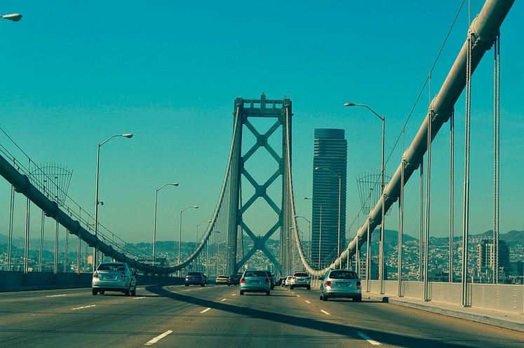 Oakland bridge