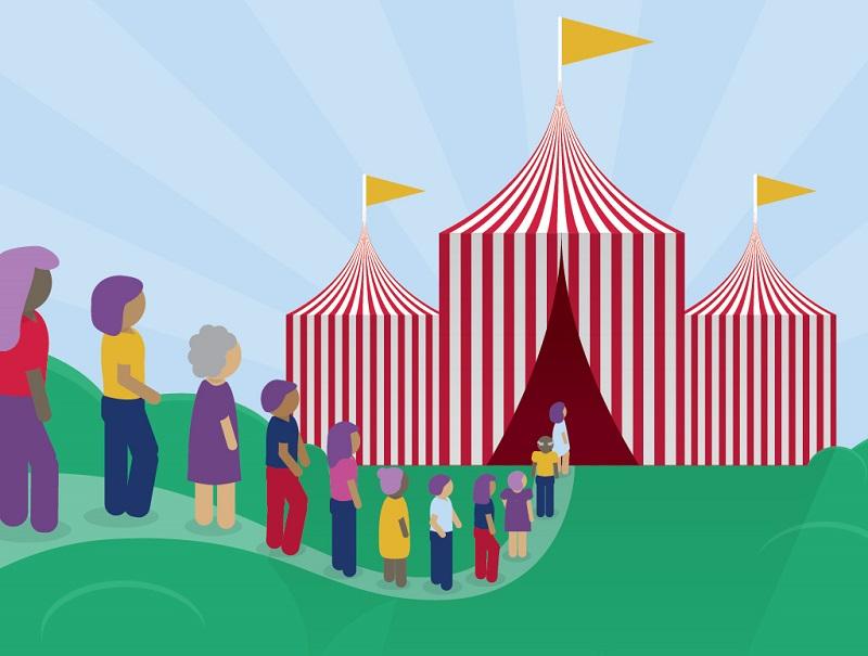 Circus admission
