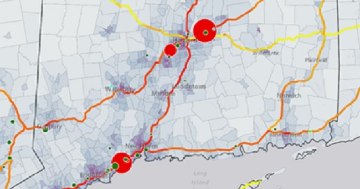 Data Visualization Tools that Can Guide Energy and EV Development