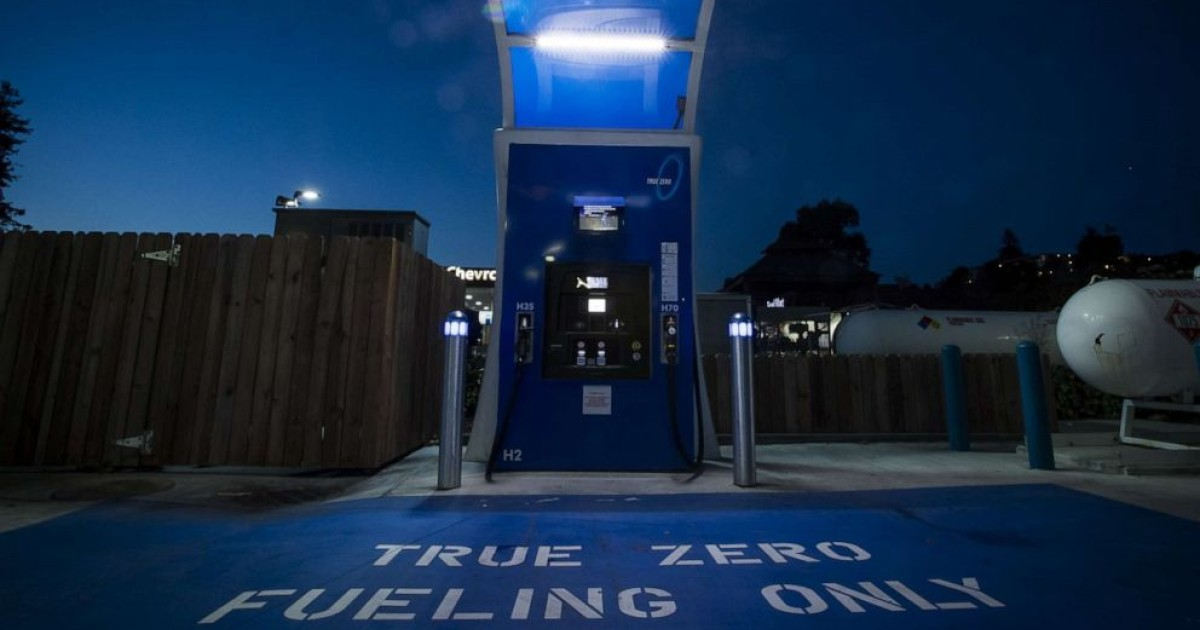 H to Grow: Scaling Up Hydrogen to Lift American Prosperity and Justice