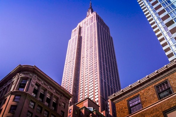 Empire State Building exterior